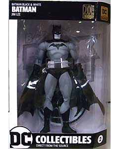 DC COLLECTIBLES BATMAN BLACK & WHITE BATMAN [JIM LEE]